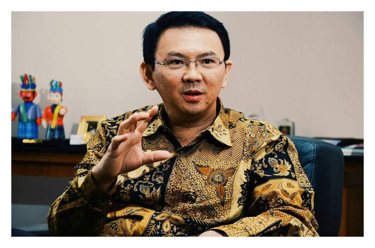 MBTI Spotlight ENTJ Basuki Ahok T Purnama Gubernur DKI